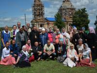 Завершился многодневный крестный ход в честь Казанской иконы Божией Матери